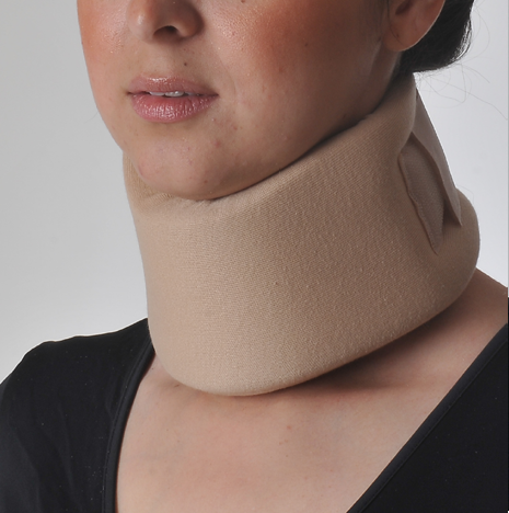 COCC - Collar Cervical De Algodon Color Carne